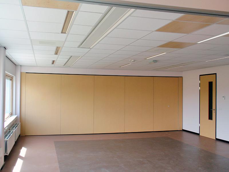 Kantoorruimte voor renovatie en verbouw gebouw Flevo