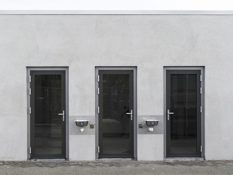 Verbouw en renovatie van gebouw Vuurvogel