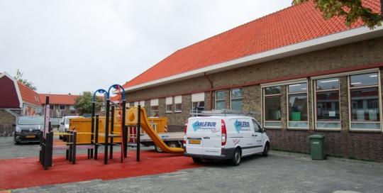 Verbouw van basisschool Villa Kakelbont en Tuindorp school