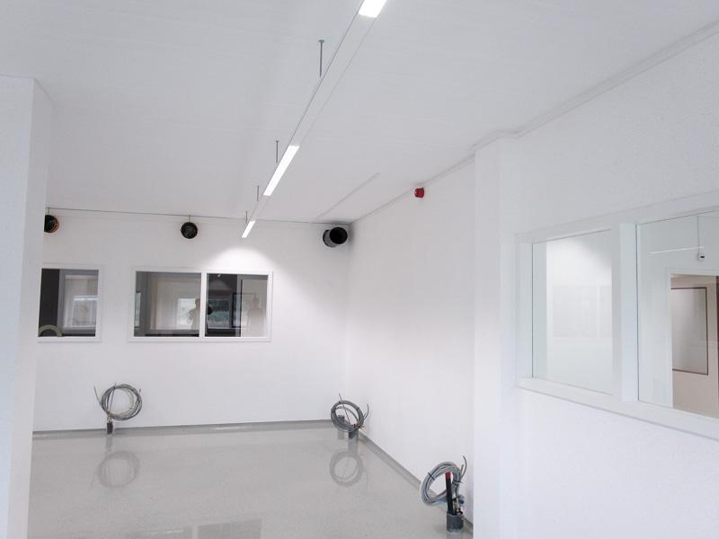 Renovatie, verbouw, gedeeltelijke sloop en nieuwbouw van laboratorium NIOZ